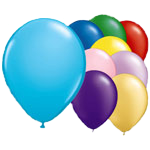 latex assorted balloons